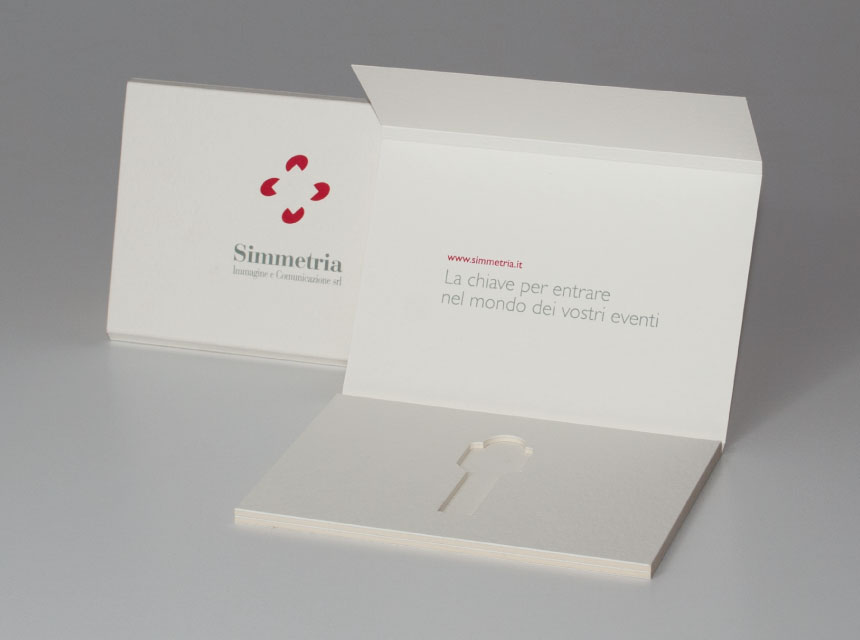 Custodia Pen Drive - Packaging - Page Service - pageservice.it