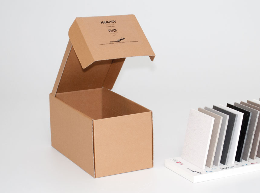 Scatola automontante - Packaging - Page Service - pageservice.it