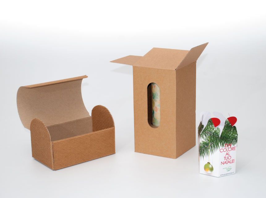 Scatola per oggettistica - Packaging - Page Service - pageservice.it