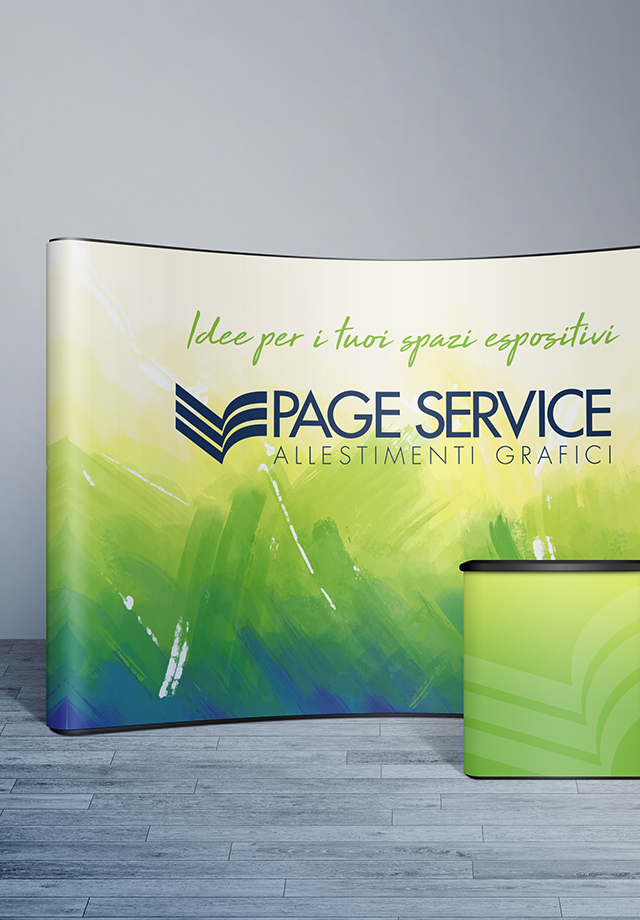 espositori - Page Service - www.pageservice.it